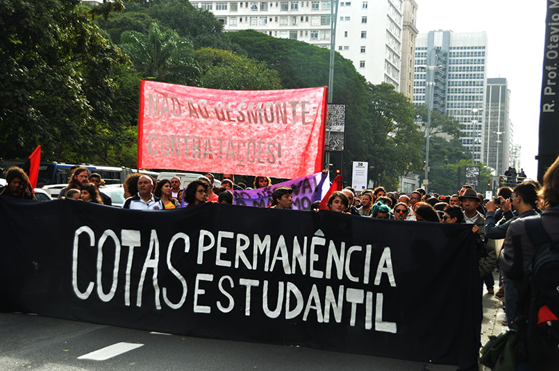 A demagogia da proposta de inclusão nas universidades estaduais paulistas