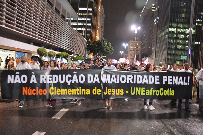 Longe e calados, presos ou mortos? O Plano Juventude Viva em São Paulo
