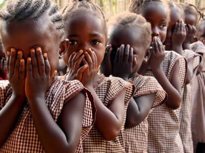 Unesco: quase 16 milhões de meninas de 6 a 11 anos no mundo nunca irão à escola