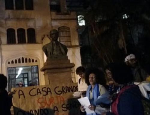 """""""A Casa Grande já surta quando a Senzala aprende a ler, imagine quando vira médica"""""""
