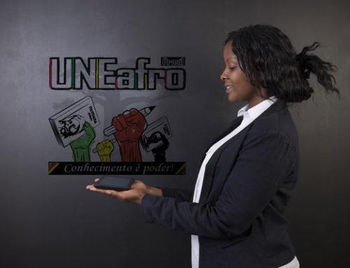 Seja um Professor na UNEafro