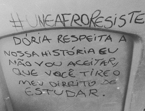Vitória dos Estudantes de Cursinhos Comunitários: BOLSA PERMANÊNCIA SERÁ MANTIDA!
