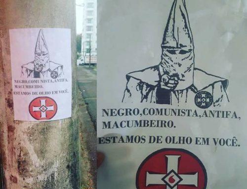 Advogado do movimento negro sofre ameaças em Blumenau (SC)