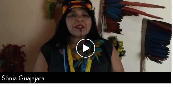 Sonia Guajajara na construção da aliança revolucionária Afro-Indígena brasileira