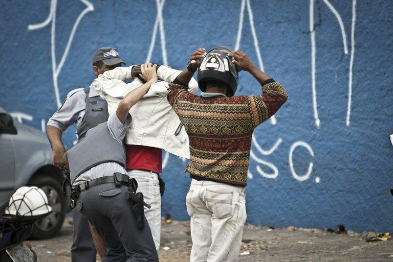 ABORDAGEM RACISTA DA POLÍCIA MILITAR RESULTA EM PROCESSO CONTRA O ESTADO