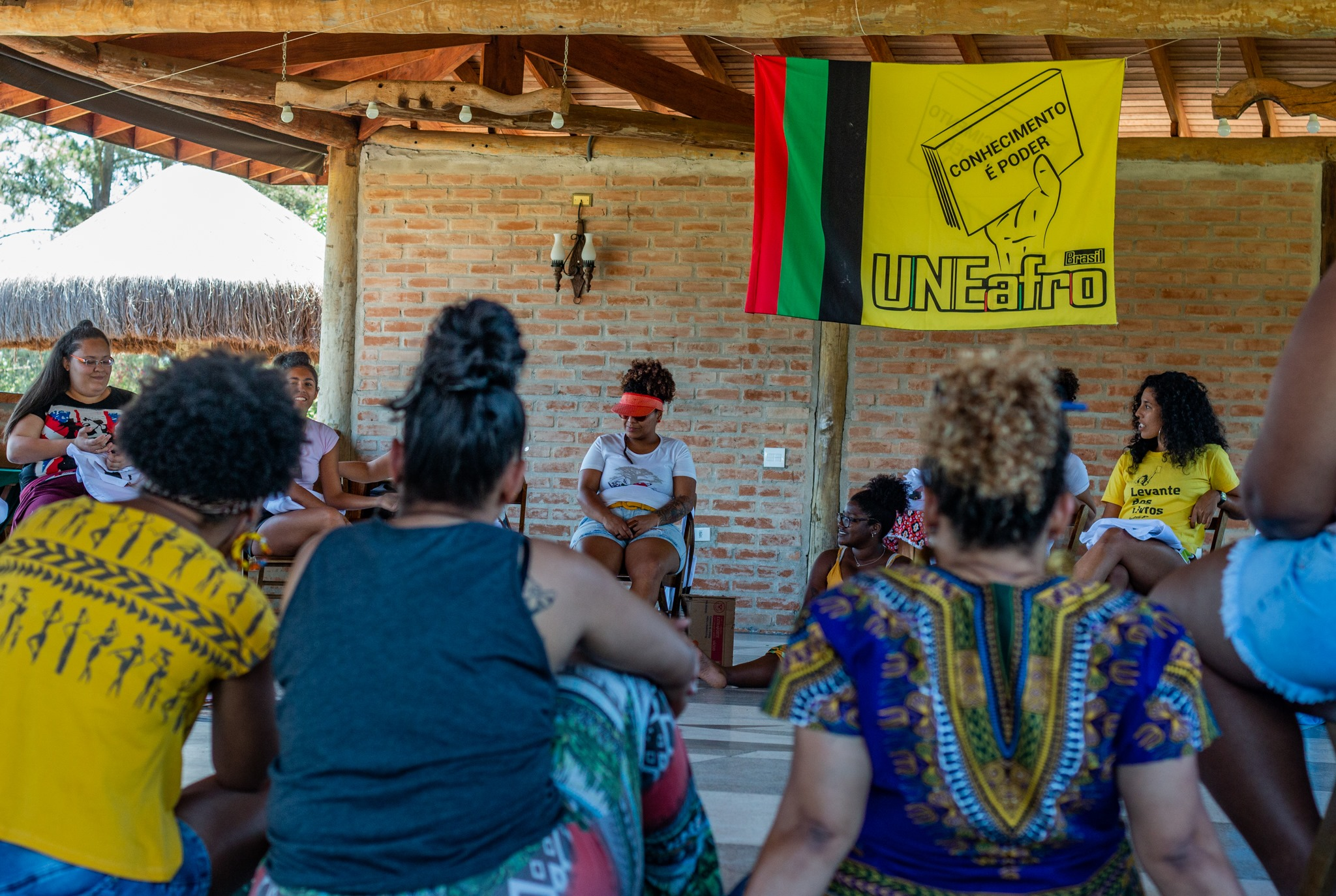 Circuladô de Oyá realiza formação imersiva para mulheres negras