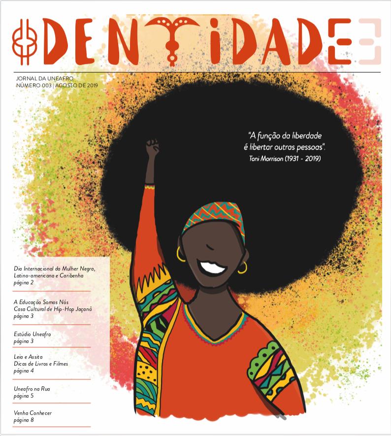 Jornal Identidade - Edição de Setembro de 2019