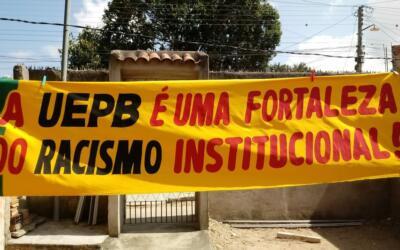 Manifesto em Defesa das Cotas Raciais Para Negros, Ciganos e Índios na UEPB